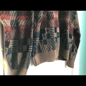 Casual Aesthetic Hippie Sweater